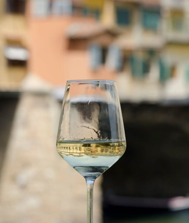 С вином без вины - винопитие по-тоскански