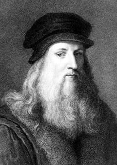 """Леонардо из Винчи - человек """"неученый"""""""