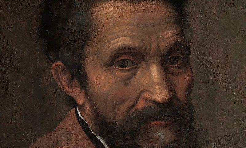 Микеланджело - скульптор, художник, архитектор и поэт