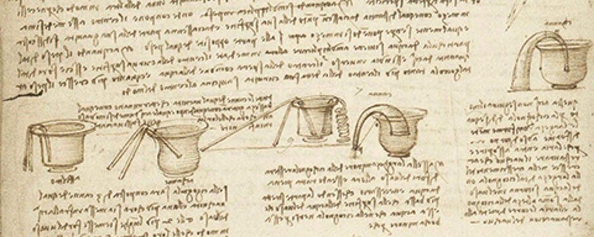 """Леонардо. Кодекс Лестера. Выставка в Уффици и """"щедрый"""" Билл Гейтс"""