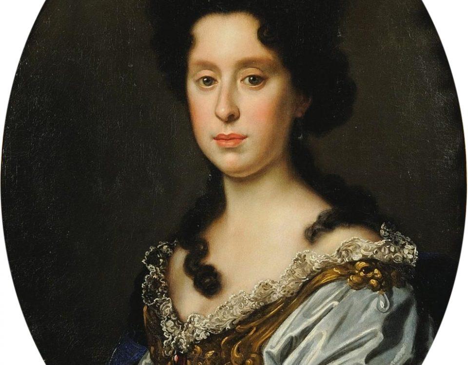 Последняя из рода Медичи - Анна Мария Луиза