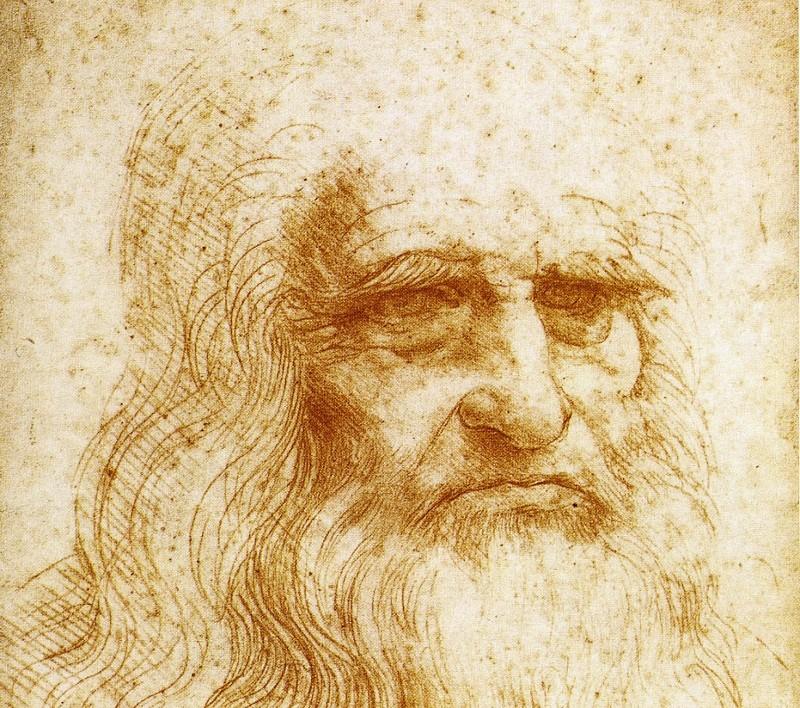 Леонардо - 500 лет со дня смерти