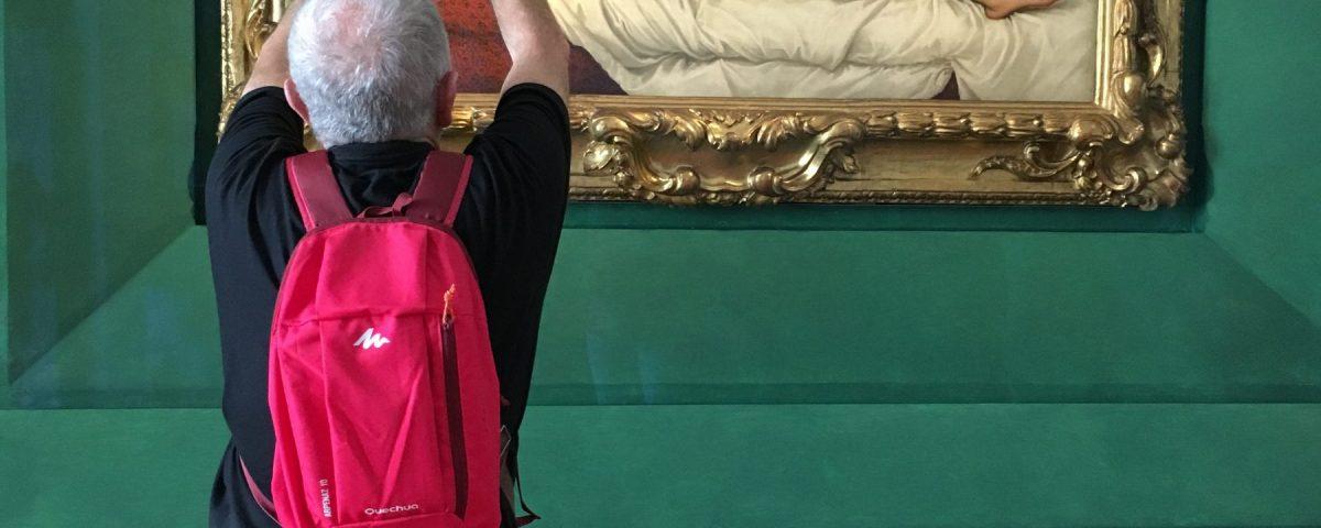 Уффици - первый музей