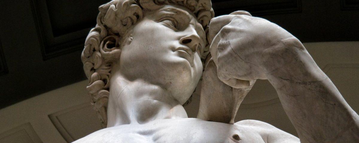 Галерея Академии. Давид Микеланджело