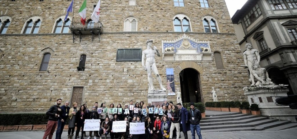 Коронавирус в Италии. Страху - бой