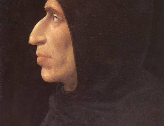 Сан-Марко. Беато Анджелико. Савонорола